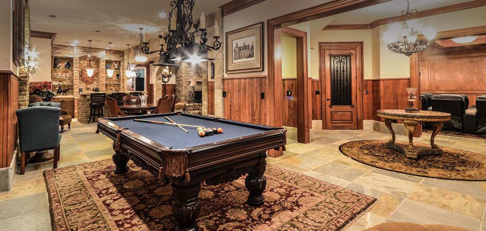 Billiard Hall - Wagner Realty Team